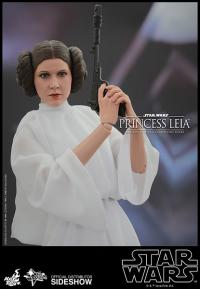 Gallery Image of Princess Leia Sixth Scale Figure