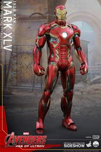 Gallery Image of Iron Man Mark XLV Quarter Scale Figure