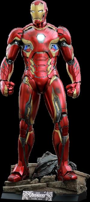 Iron Man Mark XLV Quarter Scale Figure