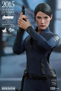 Gallery Image of Maria Hill Sixth Scale Figure