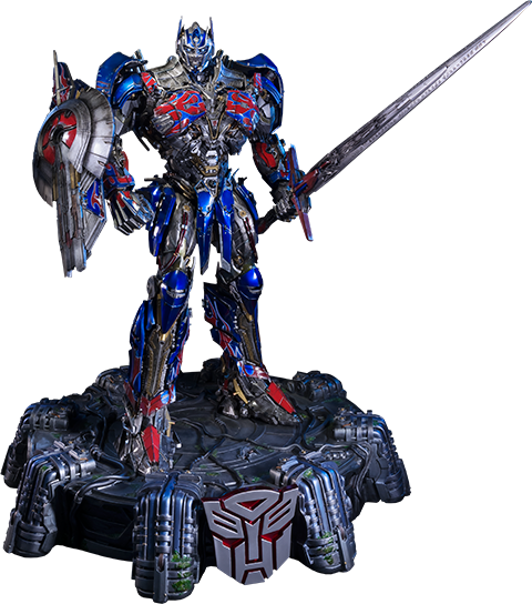 Prime 1 Studio Optimus Prime Ultimate Edition Polystone Statue
