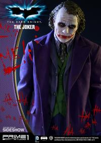 Gallery Image of The Joker Polystone Statue