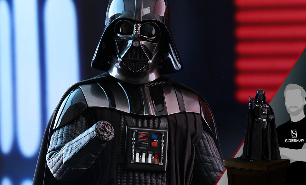Gallery Feature Image of Darth Vader Quarter Scale Figure - Click to open image gallery