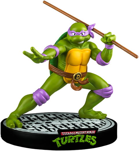 Ikon Collectibles Donatello Statue