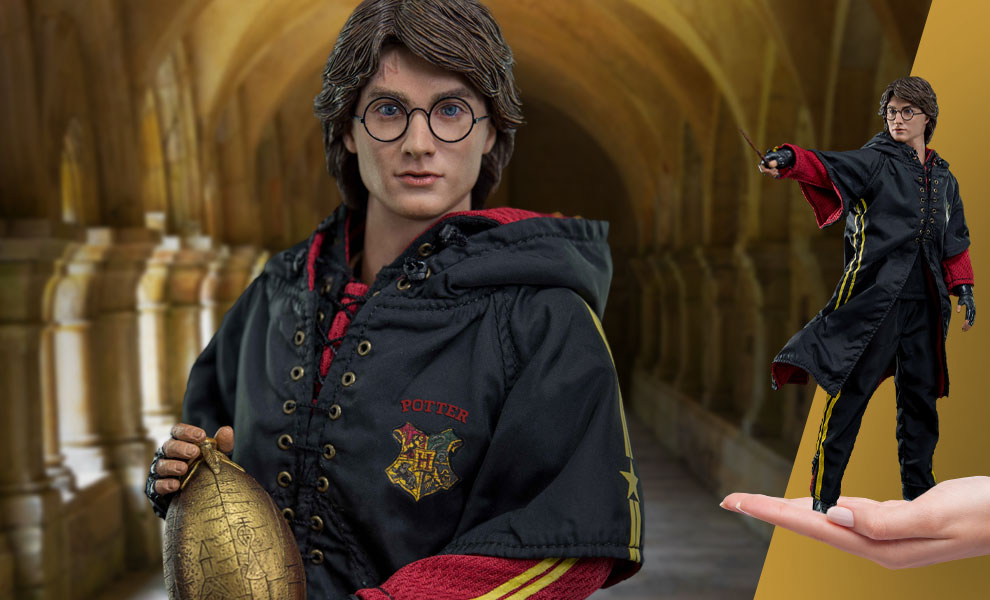 Gallery Feature Image of Harry Potter (Triwizard Tournament Version) Sixth Scale Figure - Click to open image gallery