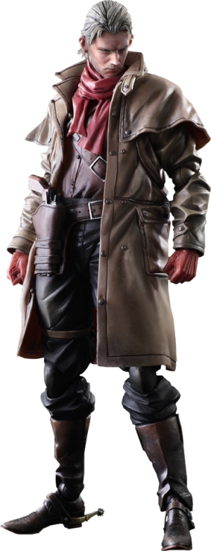 Ocelot Collectible Figure