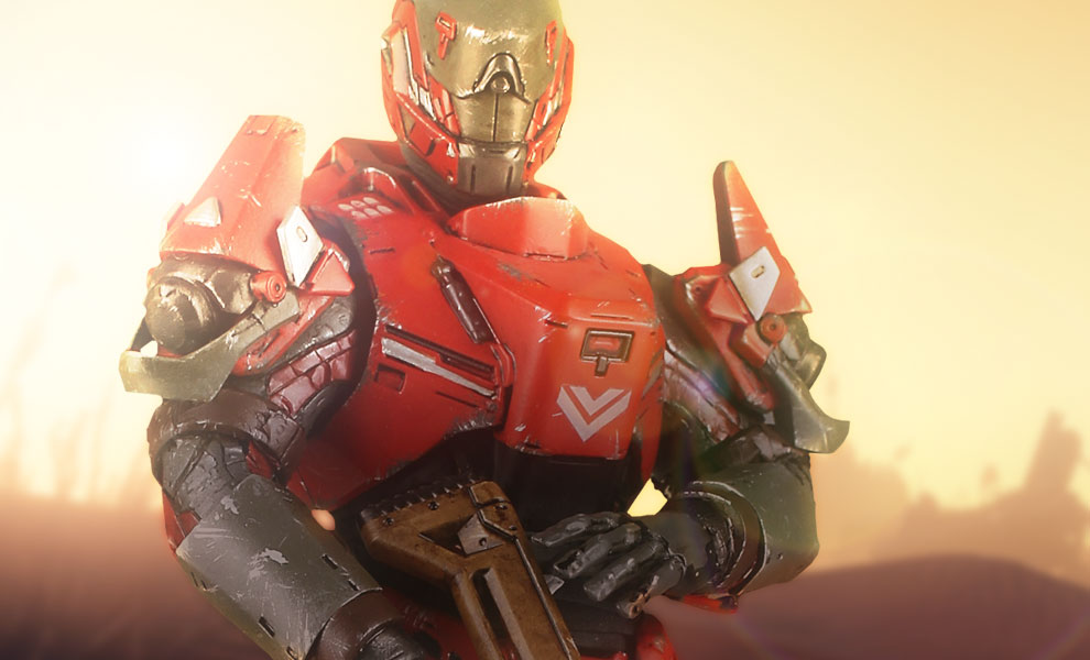 Gallery Feature Image of Titan Sixth Scale Figure - Click to open image gallery