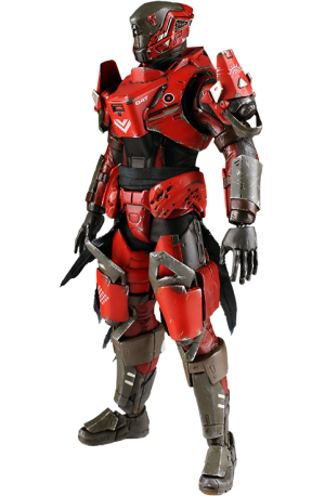 Titan Sixth Scale Figure
