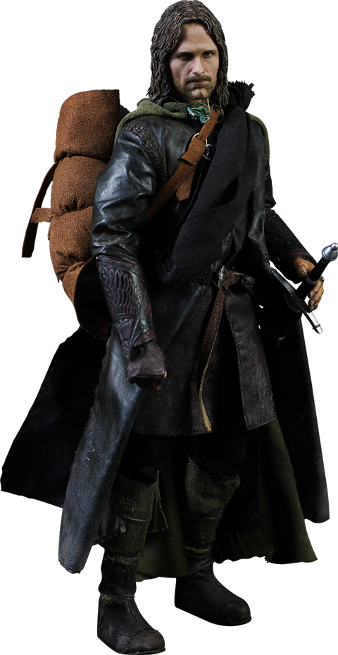 Asmus Collectible Toys Aragorn Sixth Scale Figure
