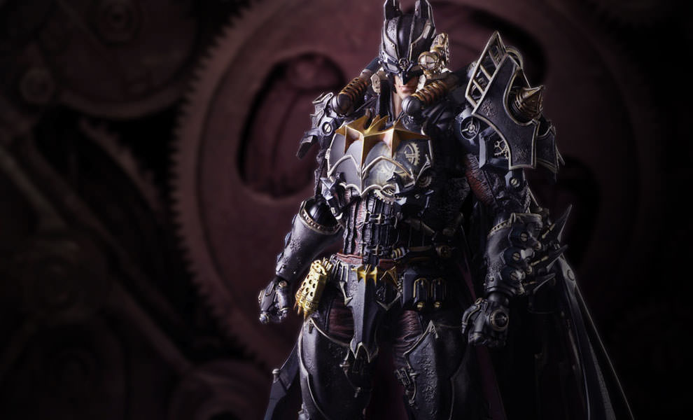 Gallery Feature Image of Batman Timeless Steampunk Collectible Figure - Click to open image gallery