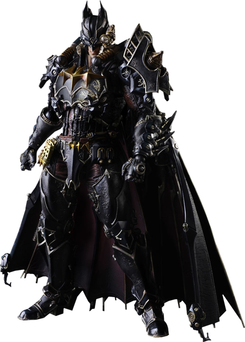 Square Enix Batman Timeless Steampunk Collectible Figure