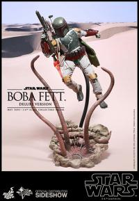 Gallery Image of Boba Fett Deluxe Version Sixth Scale Figure