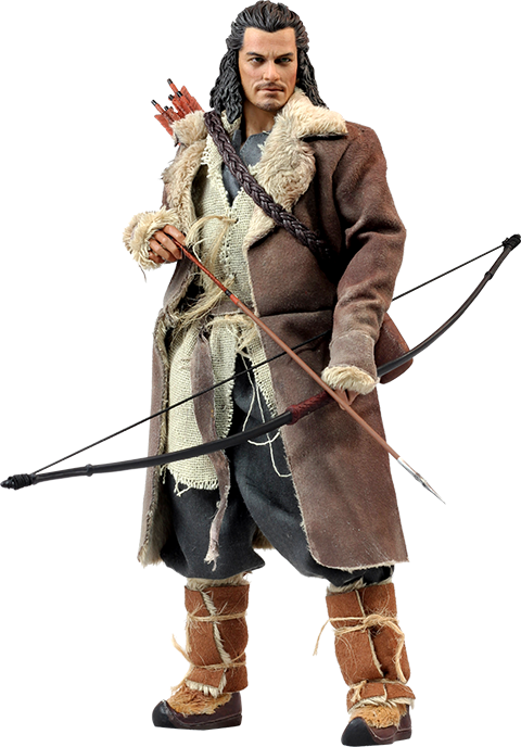 Asmus Collectible Toys Bard Sixth Scale Figure