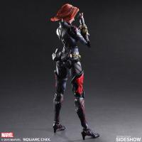 Gallery Image of Black Widow Variant Collectible Figure