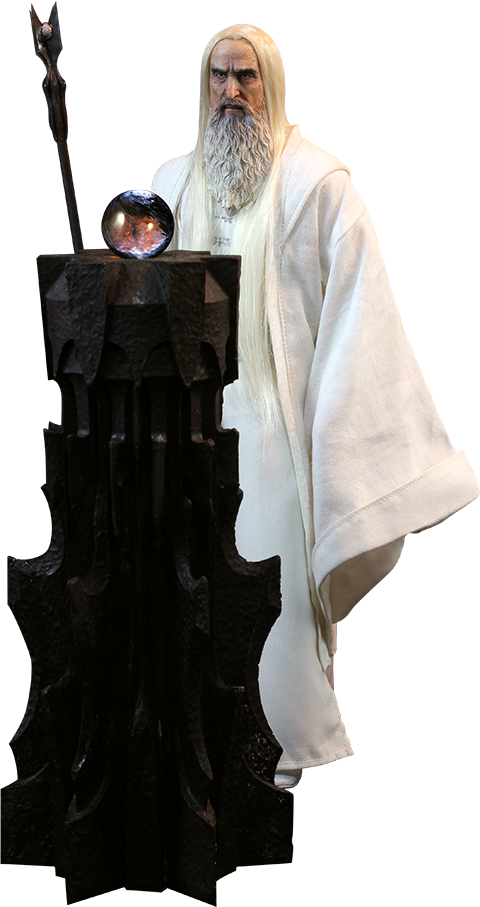 Asmus Collectible Toys Saruman Sixth Scale Figure