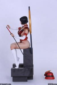 Gallery Image of Lady Samurai Statue