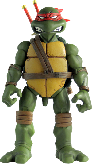 Leonardo Sixth Scale Figure
