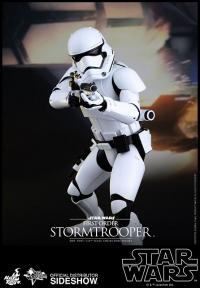 Gallery Image of First Order Stormtrooper Sixth Scale Figure