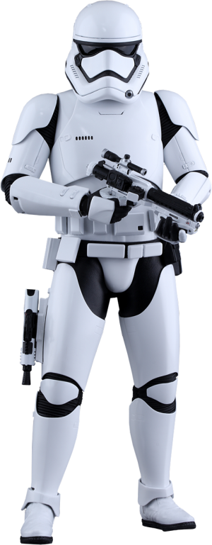 First Order Stormtrooper Sixth Scale Figure