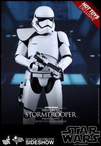 Gallery Image of First Order Stormtrooper Squad Leader Sixth Scale Figure