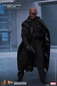 Gallery Image of Nick Fury Sixth Scale Figure