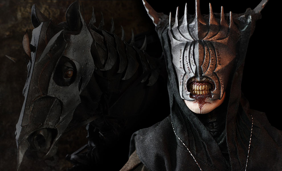 Gallery Feature Image of The Mouth of Sauron Sixth Scale Figure - Click to open image gallery