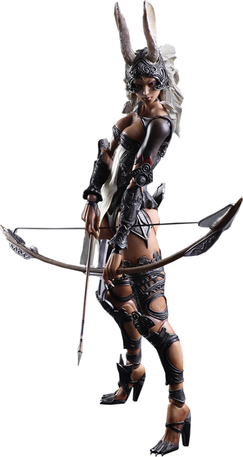 Square Enix Fran Collectible Figure