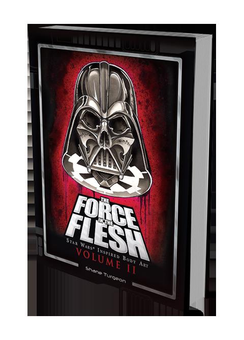 The Force in the Flesh The Force in the Flesh Volume II Book