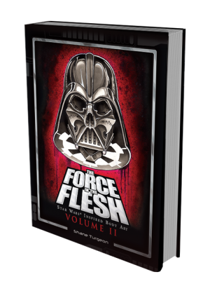 The Force in the Flesh Volume II Book