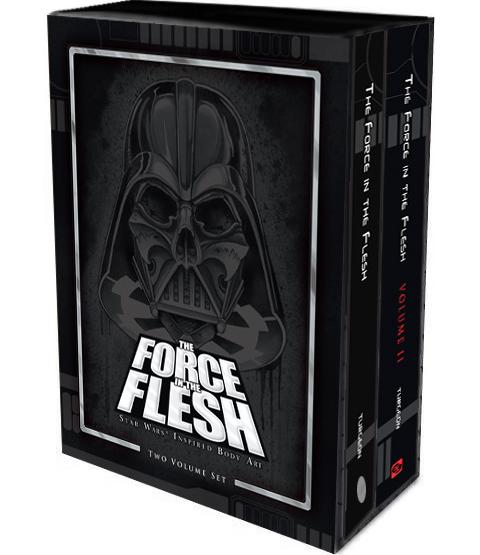 The Force in the Flesh The Force in the Flesh Limited Edition Slipcase Set Book
