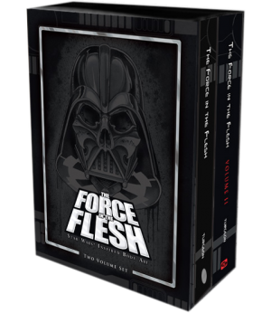 The Force in the Flesh Limited Edition Slipcase Set Book