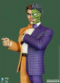 Gallery Image of Classic Two Face Maquette