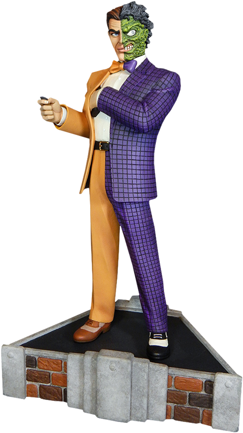 Tweeterhead Classic Two Face Maquette