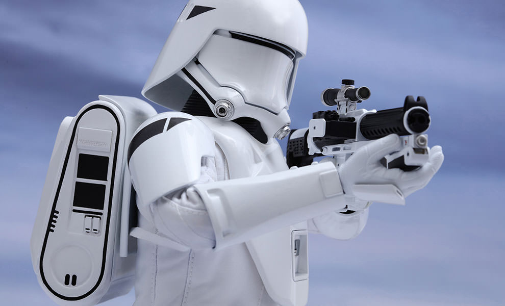 Gallery Feature Image of First Order Snowtrooper Sixth Scale Figure - Click to open image gallery