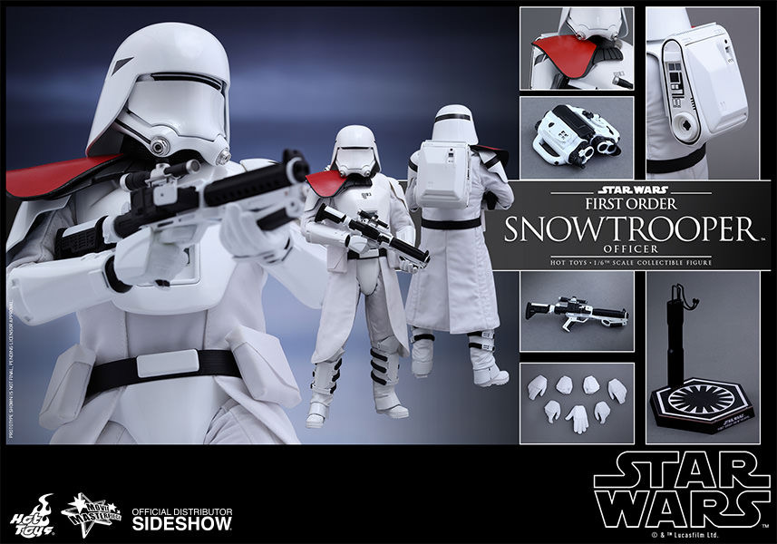 Tv Movie Video Games Hot Toys Star Wars The Force Awakens First Order Stormtrooper Officer 1 6 Figure Toys Hobbies Sman5pandeglang Sch Id