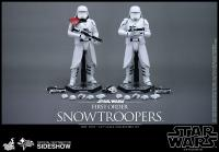 Gallery Image of First Order Snowtroopers Sixth Scale Figure