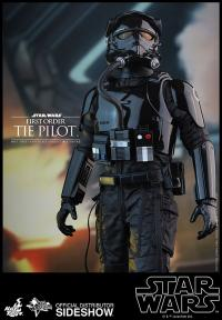 Gallery Image of First Order TIE Pilot Sixth Scale Figure