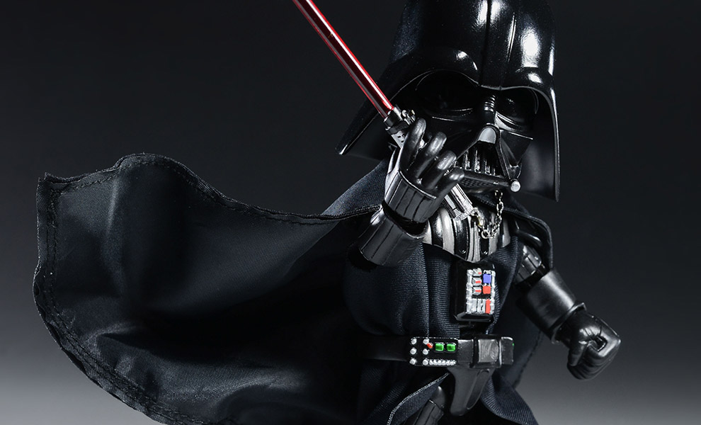 Gallery Feature Image of Darth Vader Collectible Figure - Click to open image gallery
