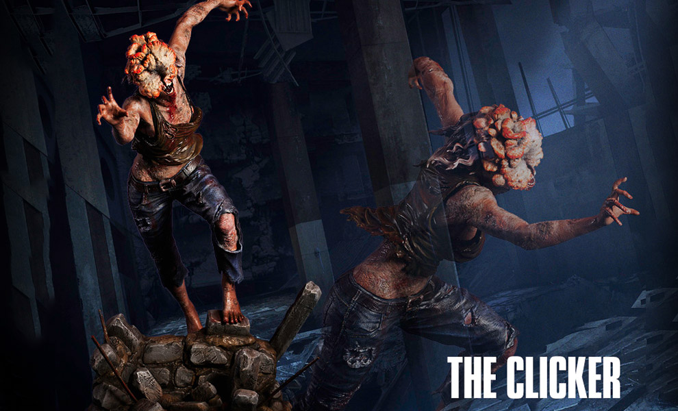 Gallery Feature Image of The Clicker Statue - Click to open image gallery