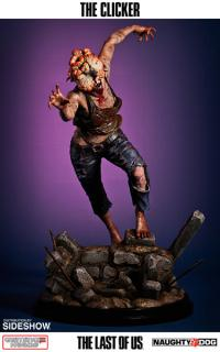 Gallery Image of The Clicker Statue