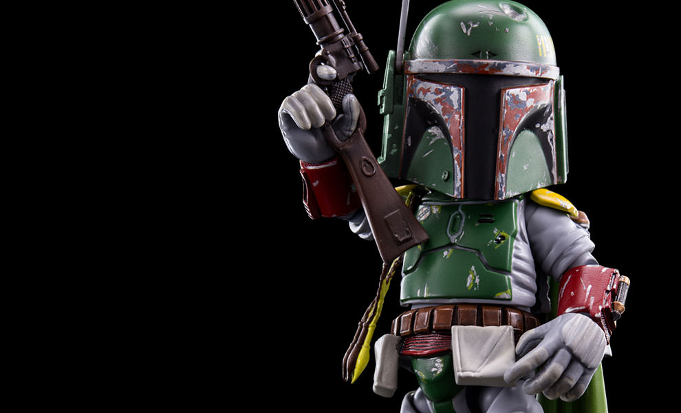 Gallery Feature Image of Boba Fett Collectible Figure - Click to open image gallery