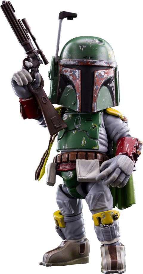 Herocross Company Limited Boba Fett Collectible Figure