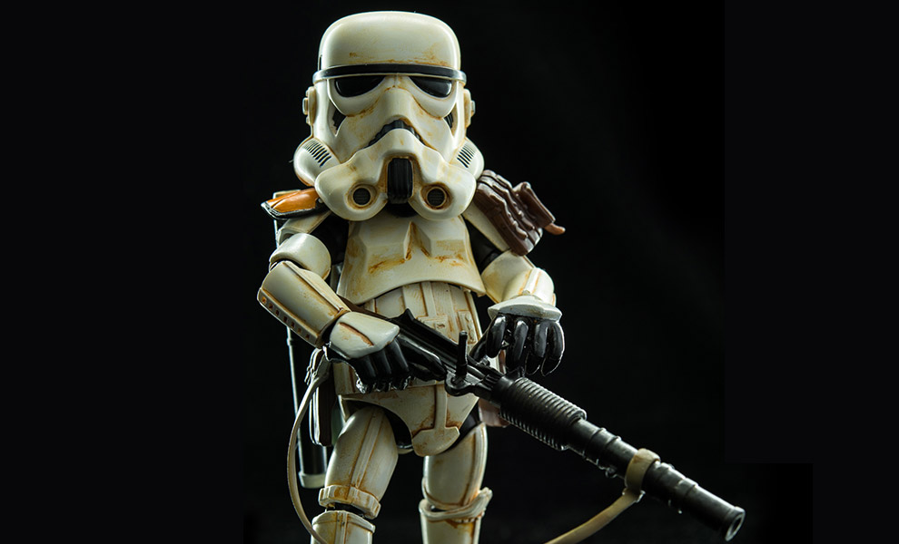 Gallery Feature Image of Sandtrooper Collectible Figure - Click to open image gallery