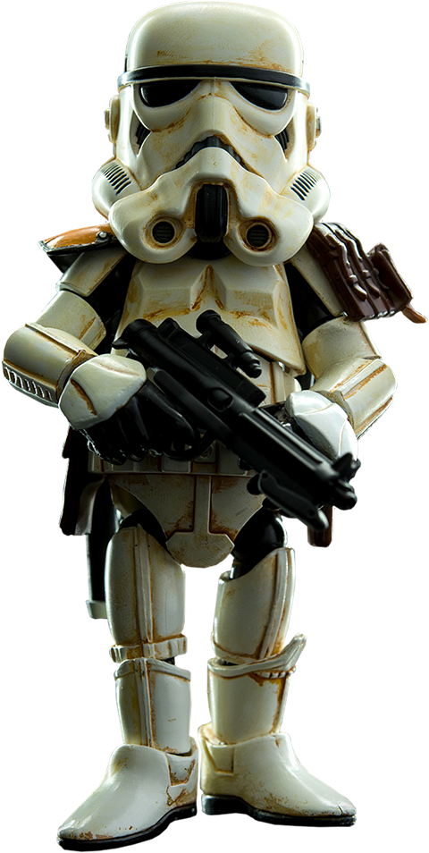Herocross Company Limited Sandtrooper Collectible Figure
