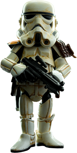 Sandtrooper Collectible Figure
