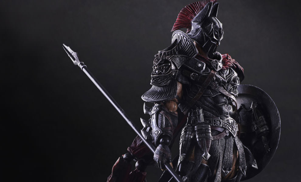 Gallery Feature Image of Batman Timeless Sparta Collectible Figure - Click to open image gallery