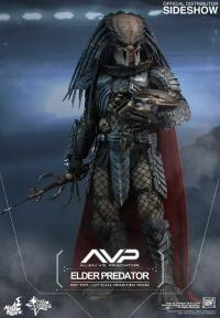 Gallery Image of Elder Predator Sixth Scale Figure