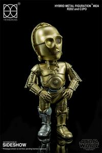 Gallery Image of C-3PO and R2-D2 Collectible Figure