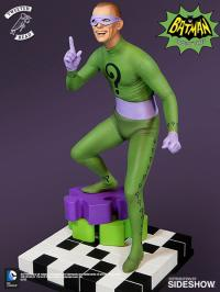 Gallery Image of Riddler Maquette