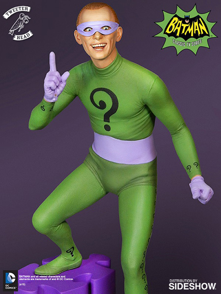 Image result for the riddler 1966 question mark